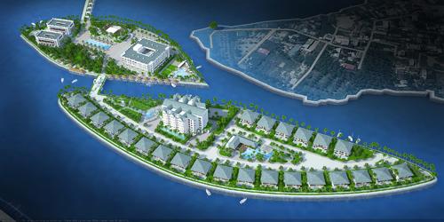 Dự án bất động sản nghỉ dưỡng 30 triệu USD tại Nha Trang