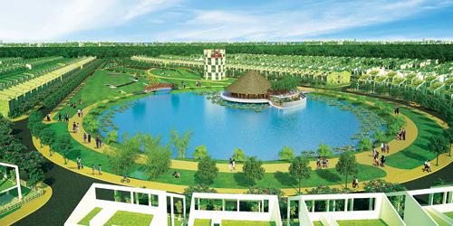 29 12 201439 2027 1419925235 Cùng nhìn qua những điểm nhấn của dự án Làng Sen Việt Nam