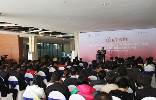 Ceninvest đầu tư 240 tỷ vào khu đô thị mới Dương Nội