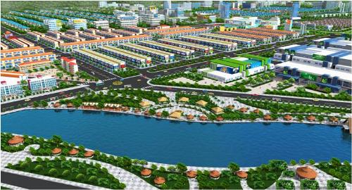 31 12 201415 920190339 6699 1420019036 Mở bán dự án khu đô thị thương mại The Mall City II