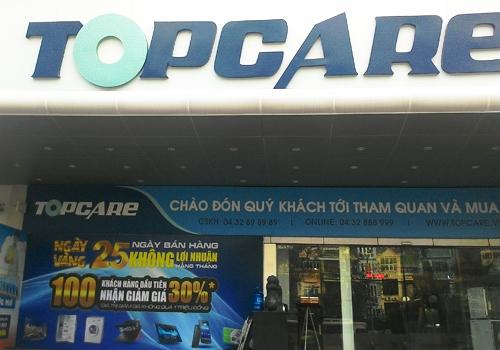 3 cổ đông sáng lập không còn nắm cổ phần Topcare