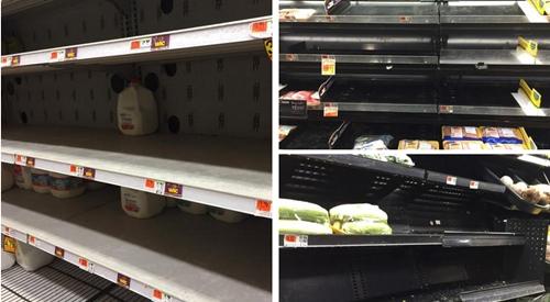 US 1217 1422332769 Người dân Mỹ bất ngờ đổ xô mua đồ tiêu dùng