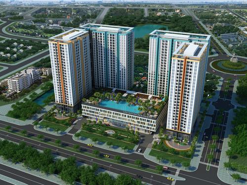 3 2 201513 5732 1422937382 Hơn 90% căn hộ dự án Lexington Residence đã có chủ