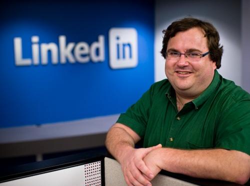 Bí quyết thành công của tỷ phú LinkedIn