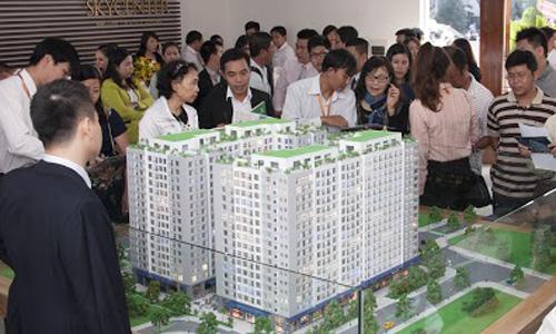 Bất động sản Sài Gòn tăng giá cục bộ