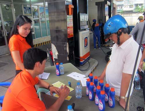 Petrolimex tính mở cửa hàng tiện lợi tại cây xăng