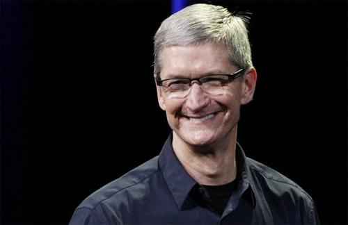 CEO Apple là lãnh đạo xuất sắc nhất thế giới