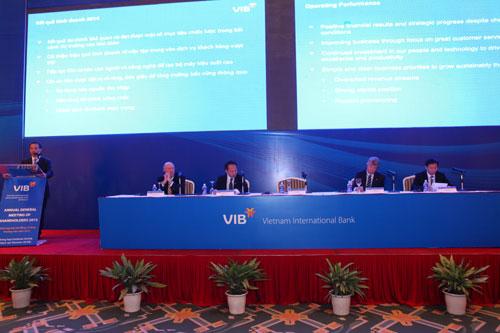 VIB dự kiến tăng trưởng tín dụng 27%