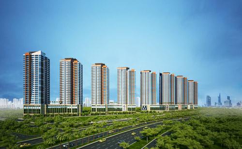 5b2015 02 05 5d The Sun Avenue 8721 1427887132 Tập đoàn Novaland cùng VPBank hỗ trợ người vay mua nhà dự án