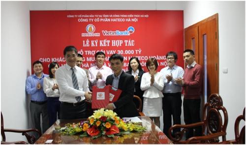 VietinBank hỗ trợ vay mua nhà dự án Hateco Hoàng Mai