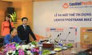 LienVietPostBank ra mắt thẻ tín dụng MasterCard
