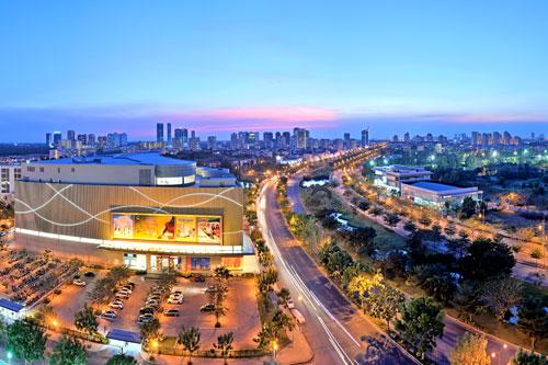 Những dự án xanh ở phía Nam Sài Thành