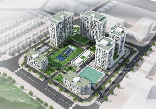 Mở bán đợt cuối căn hộ chung cư Green House Việt Hưng