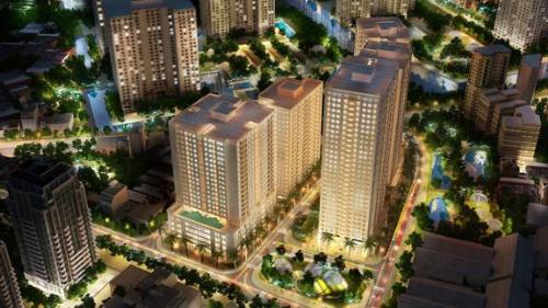 EZ Việt Nam mở bán đợt hai dự án New Horizon City