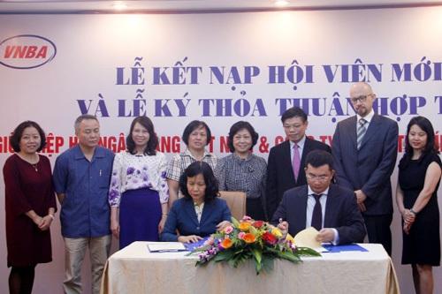 PCB gia nhập Hiệp hội Ngân hàng Việt Nam