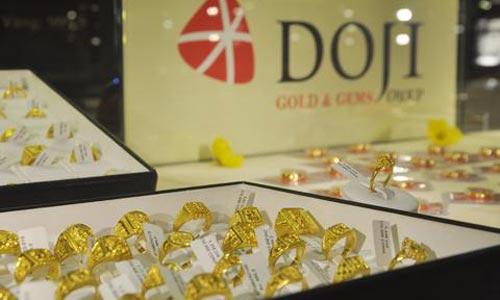 Nhà đầu tư tìm cách trú ẩn trong vàng
