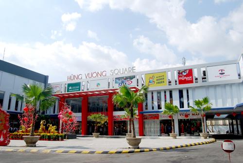 Mô hình kết hợp trung tâm thương mại và chợ truyền thống