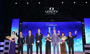 Unicity chia sẻ với cộng đồng