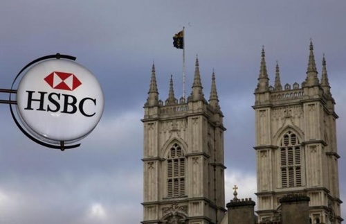 HSBC cân nhắc rời khỏi Anh