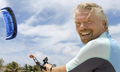 Richard Branson: Nên cho nhân viên làm việc tại nhà