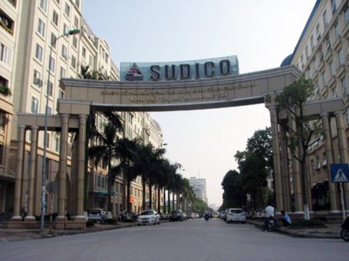 Dự án Nam An Khánh - Sudico tính tăng giá