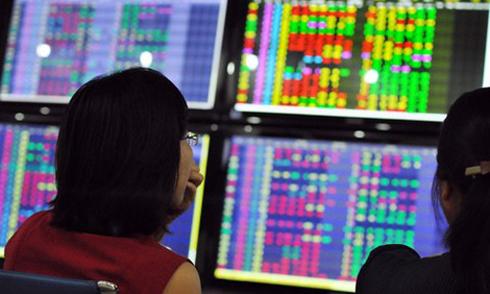 Vn-Index sụt điểm kỷ lục