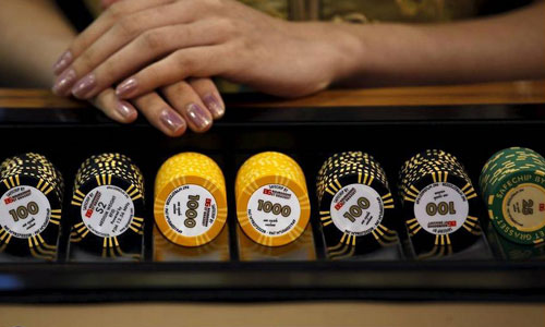 Kinh doanh casino tại Macao xuống dốc