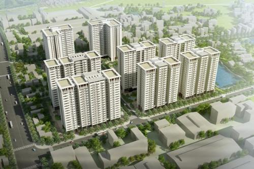 18 5 20152 68513545 3374 1431917155 Dự án nhà ở xã hội The Vesta khởi công xây dựng