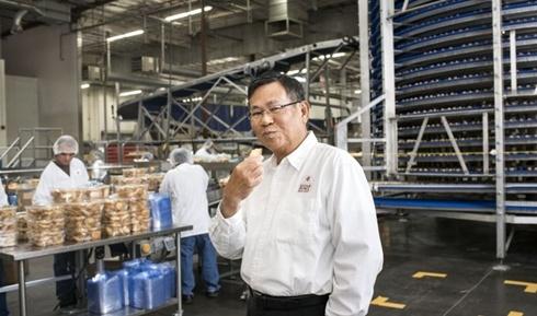 Đế chế bánh ngọt của ông chủ gốc Việt
