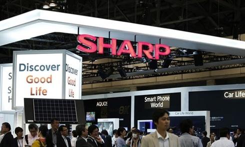 Sharp ngày càng xuống dốc