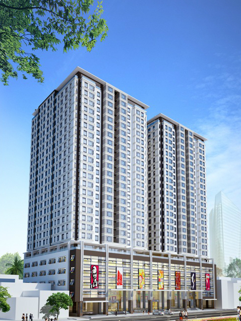 Mua căn hộ F.Home được tặng 200 triệu đồng
