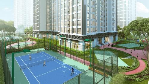 2 6 201514 4817 1433297600 Thanh toán 30% nhận căn hộ Park 5 dự án Vinhomes Times City