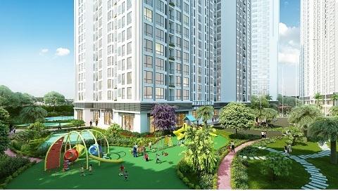 2 6 20152 4963 1433297599 Thanh toán 30% nhận căn hộ Park 5 dự án Vinhomes Times City