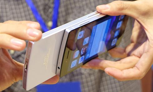 Điện thoại bản địa mơ cạnh tranh với Apple, Samsung