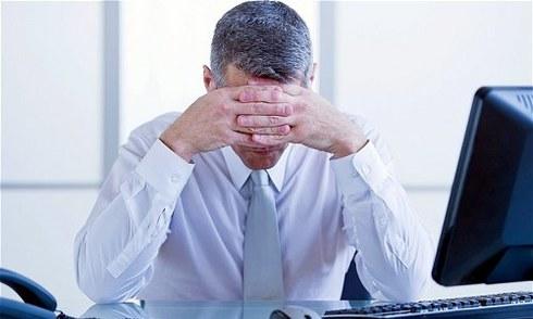 Cuộc sống áp lực của một nhân viên ngân hàng