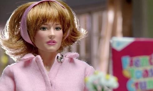Búp bê Barbie tạo nên quảng cáo hay nhất tuần