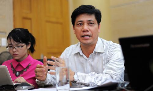 Thứ trưởng Nguyễn Ngọc Đông. Ảnh: Quý Đoàn