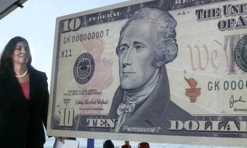 Mỹ đưa ảnh phụ nữ lên tờ 10 USD