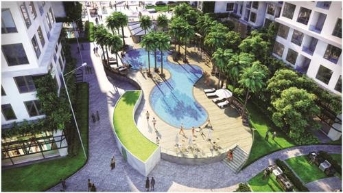 30 6 201555 6393 1435656853 Nhiều ưu đãi khi mua căn hộ dự án Park 5, Vinhomes Times City