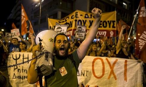 Hy Lạp trở thành bài toán khó với châu Âu