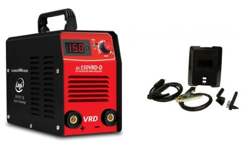 LG-150VRD-D -bộ máy hàn điện tử MMA tích hợp công nghệ VRD.