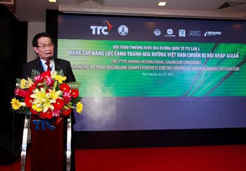 Ông Đặng Văn Thành Chủ tịch Tập đoàn TTC