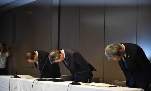 Hàng loạt lãnh đạo Toshiba từ chức