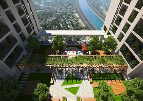 21 7 201535 637184847 4948 1437544636 Khởi công xây dựng phần thân khối A dự án Five Star Garden