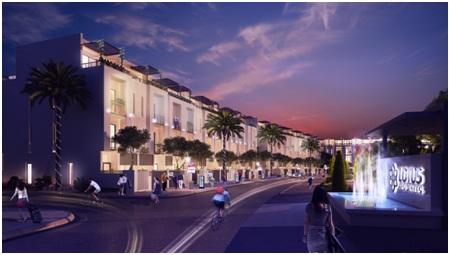 27 7 201524 7955 1437976068 Mở bán 72 căn nhà liền kề đẹp nhất dự án Lotus Residences