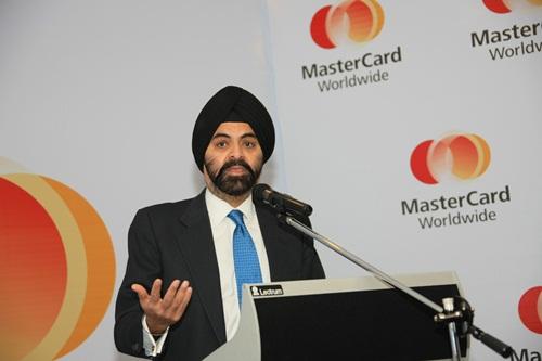 MasterCard CEO Ajay Banga in A 4815 5762 1439609893 Đây chính là thời kì lên ngôi của các CEO Ấn Độ