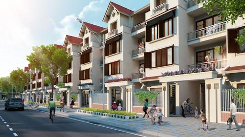 ANh 2 1817 1439777749 39 căn biệt thự đẹp nhất ở dự án khu phức hợp Vincom Hà Tĩnh