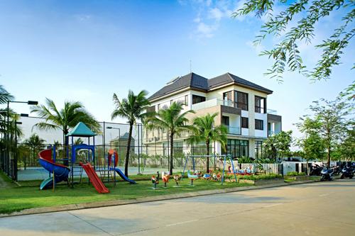 Dự án Jamona Home Resort do Sacomreal phát triển tại Q. Thủ Đức