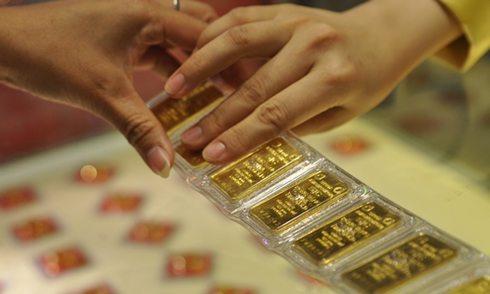 Giá vàng tăng mạnh nhất 8 tháng 1
