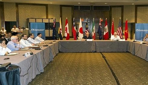 Các nước tiếp tục đàm phán TPP